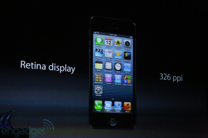 iPhone 5の発表された中で気になったのがiPod Touch!