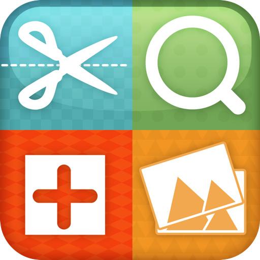 [iPhone][アプリ]ブロガー必須のアプリアイコンDLに一括トリミング・画像合成ができるアプリが登場