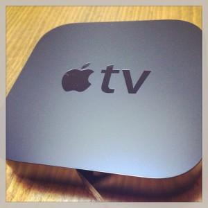 [Apple TV]Apple TVを購入したので開封の儀をやってみた