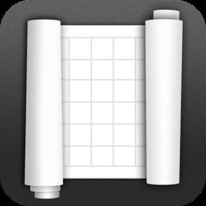 [iPad][アプリ]今なら無料!Sketch Rollsで巻絵みたいに次々に描けるアプリの件