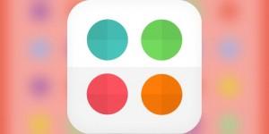 [iPhone][アプリ]点と点をつなぎ合わせてドットを消していく単純明快なアプリ!はまります!