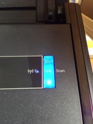 [ScanSnap]パソコンとのWi-Fi接続を実現したScanSnapiX500が便利