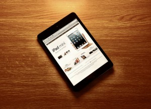 [iPad mini][iPad]iPad(mini)でのマルチタッチジェスチャーが便利すぎる件