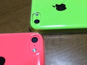 [iPhone]iPhone 5cのカラフルで持ちやすさはiPhone 5sを凌ぐくらい魅力的な件