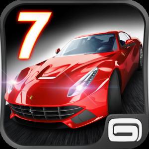 [iPhone][アプリ]期間限定『Asphalt 7:Heat』ただいまApple Storeで無料ダウンロード!
