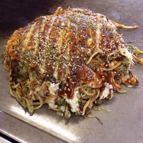 [山口][お好み焼き]久しぶりのお好み焼きひろしまは本場広島にも匹敵するおいしさの件