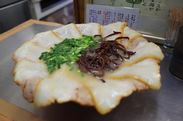 [ラーメン]北九州市にあるラーメン店「ラーメン力」さんで満開のチャーシューを堪能してきたよ