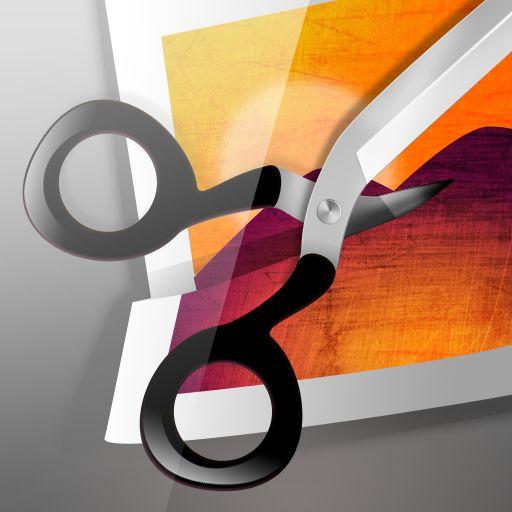 [iPhone][アプリ]iPhoneだけで簡単に反射した画像を作る方法