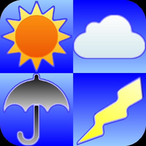 [iPhone][アプリ]オススメの天気アプリとその使い分けについて書いてみたよ