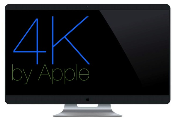 4k apple concept