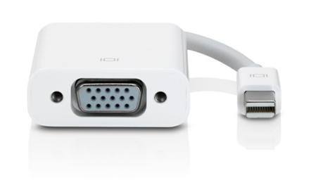 [Apple][Mac]Macでプロジェクタ使用のため「Mini DisplayPort-VGAアダプタ」が必要なので買ってみたよ【追記あり】