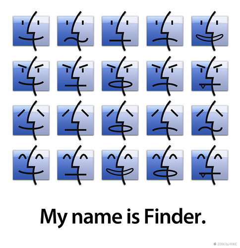 [Mac]Finderのカラム表示の時、全ファイル名を簡単に表示させる一つの方法