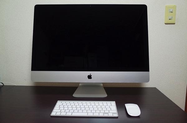 [iMac]iMac 5K Retinaディスプレイモデル購入前に心配だったメモリー増設についてAppleサポートに聞いてみた件