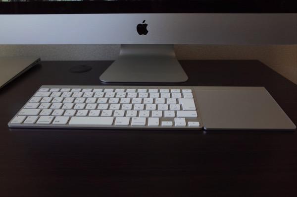 [Apple]やはり「Apple Magic Trackpad」は格段に使い易いと思った件