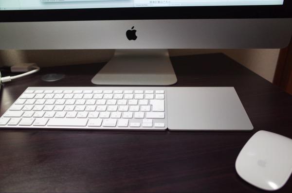 [Apple][Bluetooth]iMacで使っているBluetooth接続のキーボード・マウス・トラックパッドの電池残量を簡単に確認する方法【追記あり】
