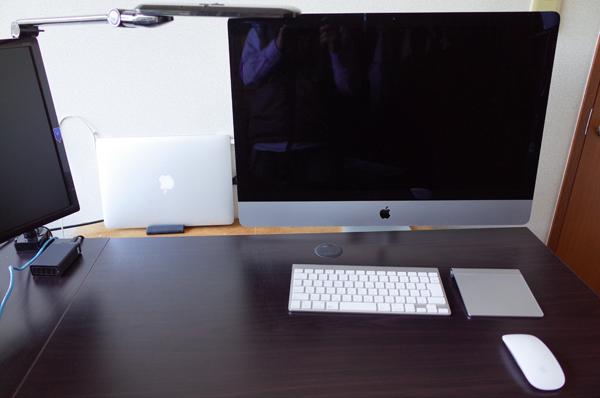 [iMac]瀬戸弘司さんのiMacの配置を真似てみたらとっても快適になったよ
