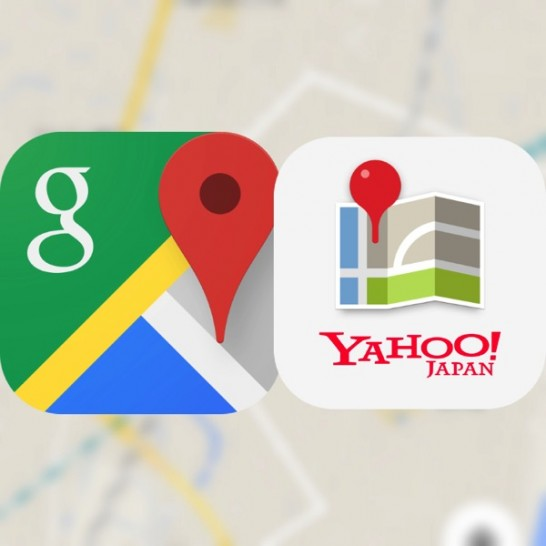 [iPhone][住所]iPhoneのマップ(地図)上で簡単に住所を取得する方法