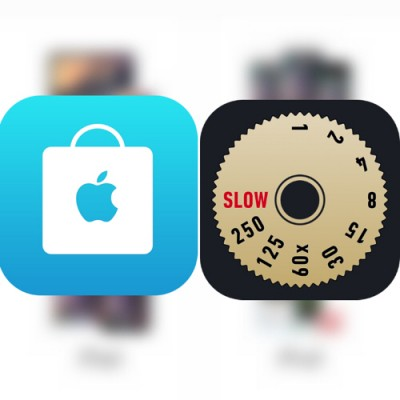 [iPhone][アプリ]Apple Store Appユーザー限定!流れるような素敵な写真が撮れる「Slow Shutter!」が期間限定無料!(200円→0円)