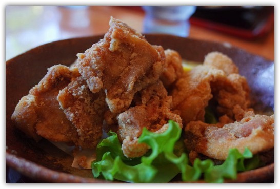[山口]久しぶりの和風レストラン「和み屋」は素朴な味で家族で行くにはピッタリな件