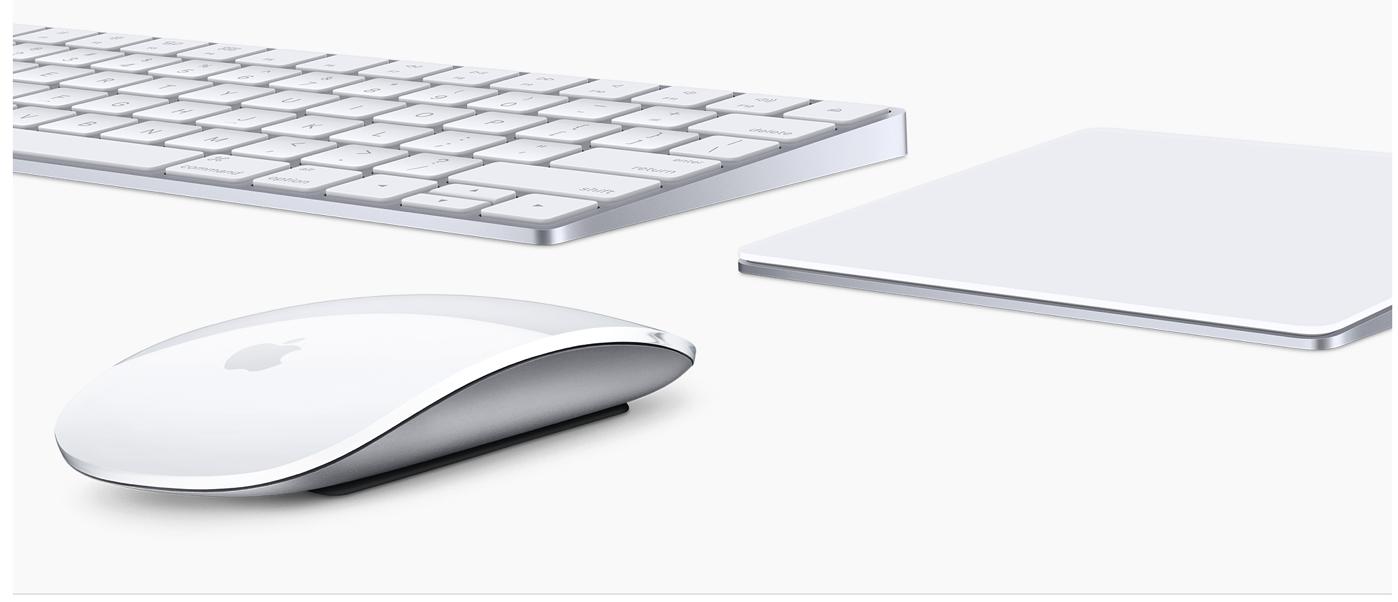[Apple]これを待っていた!即買い!Magic Keyboard、Magic Trackpad2、Magic Mouse 2!