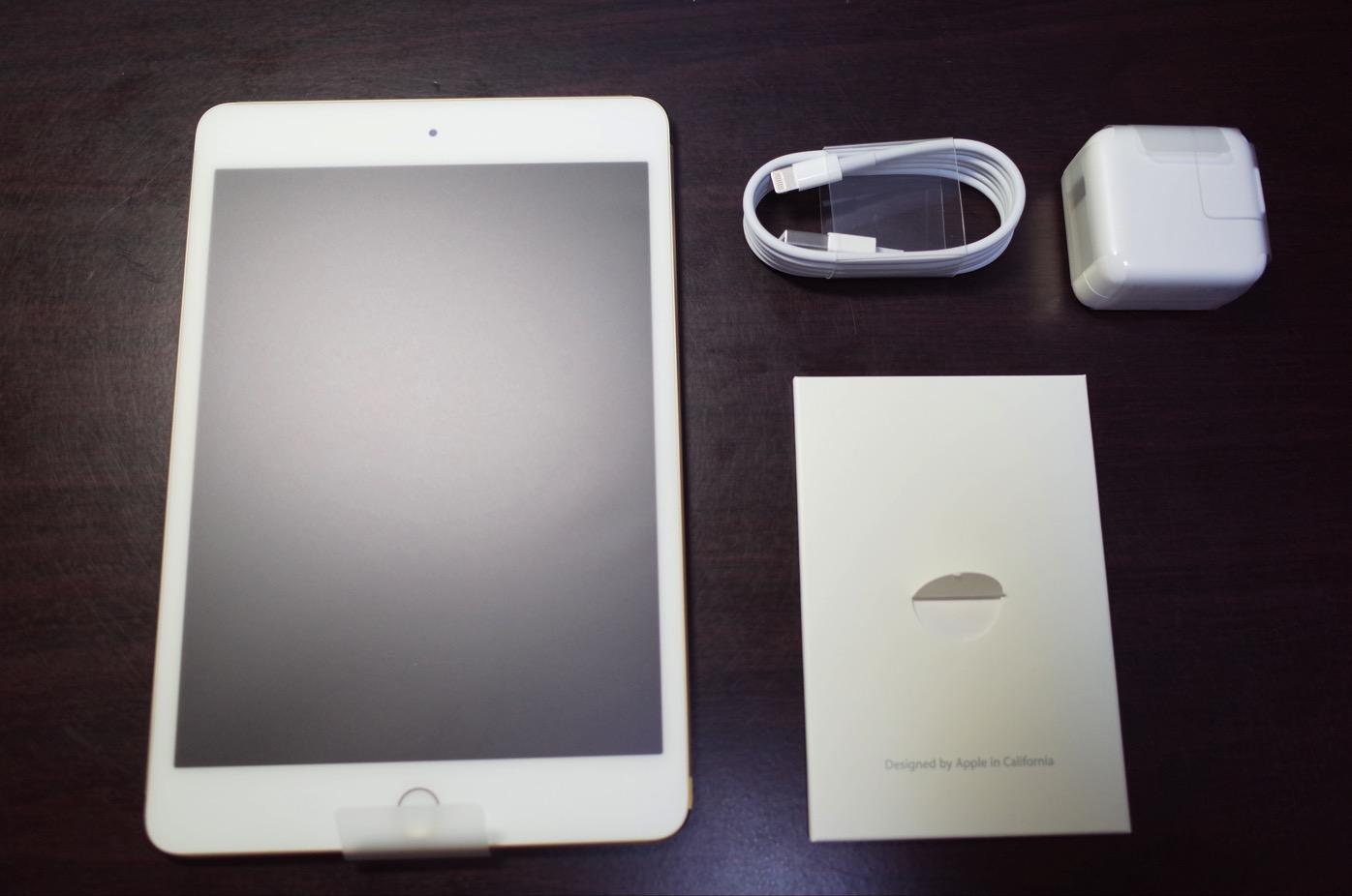 iPad mini 4-6