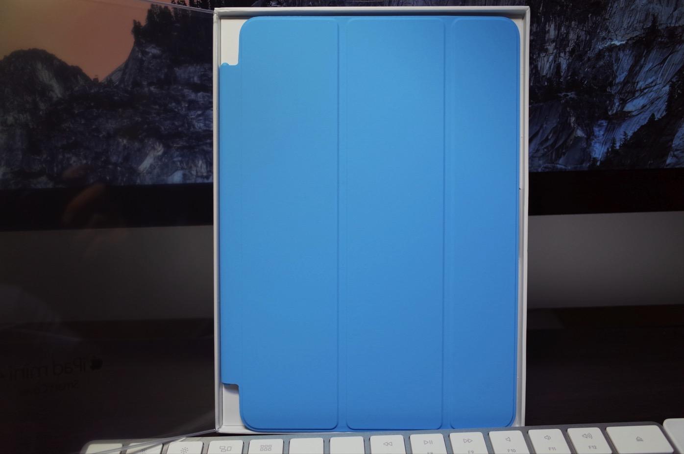 iPad mini 4 SmartCover 全面