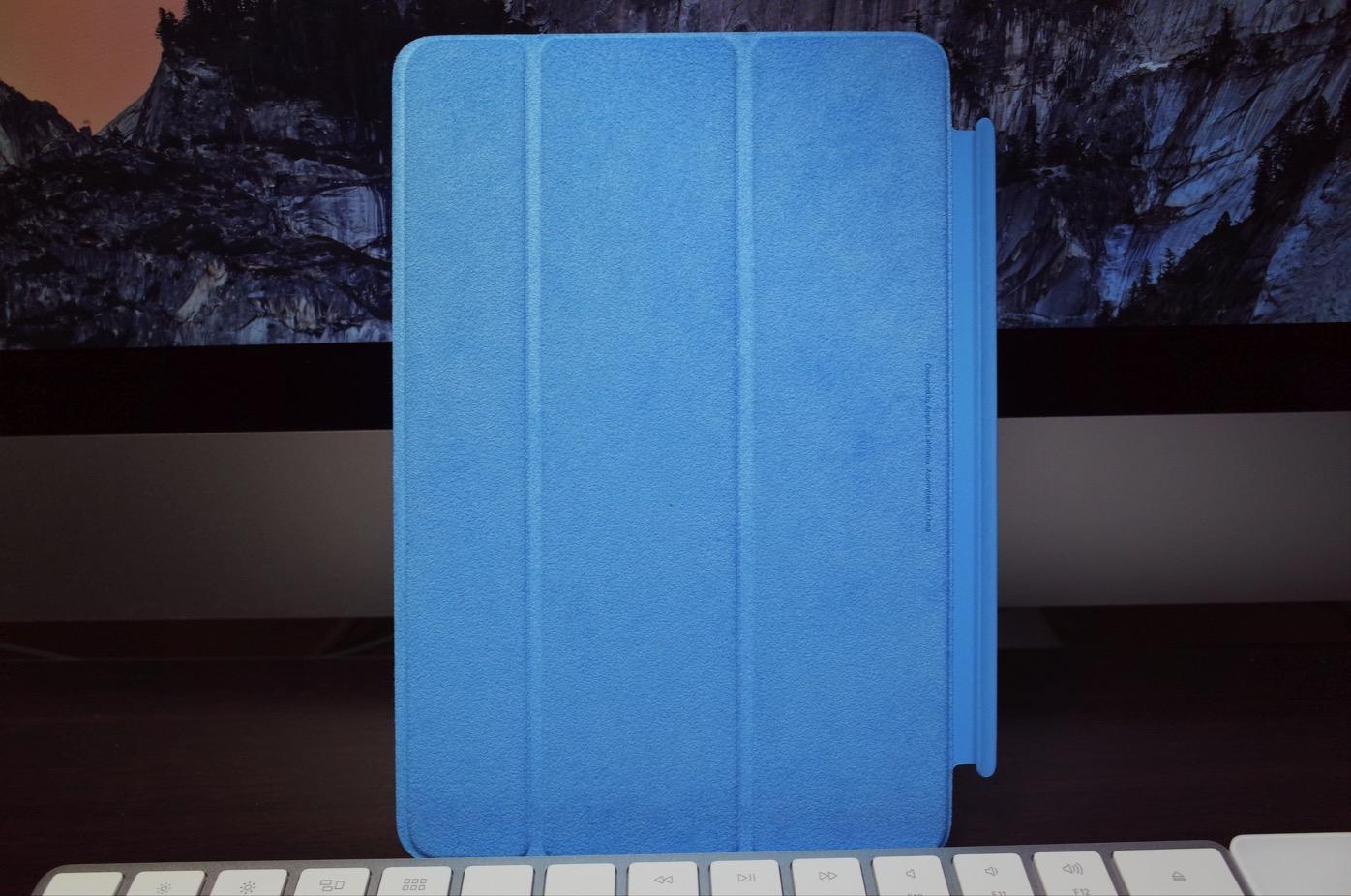 iPad mini 4 SmartCover 裏面