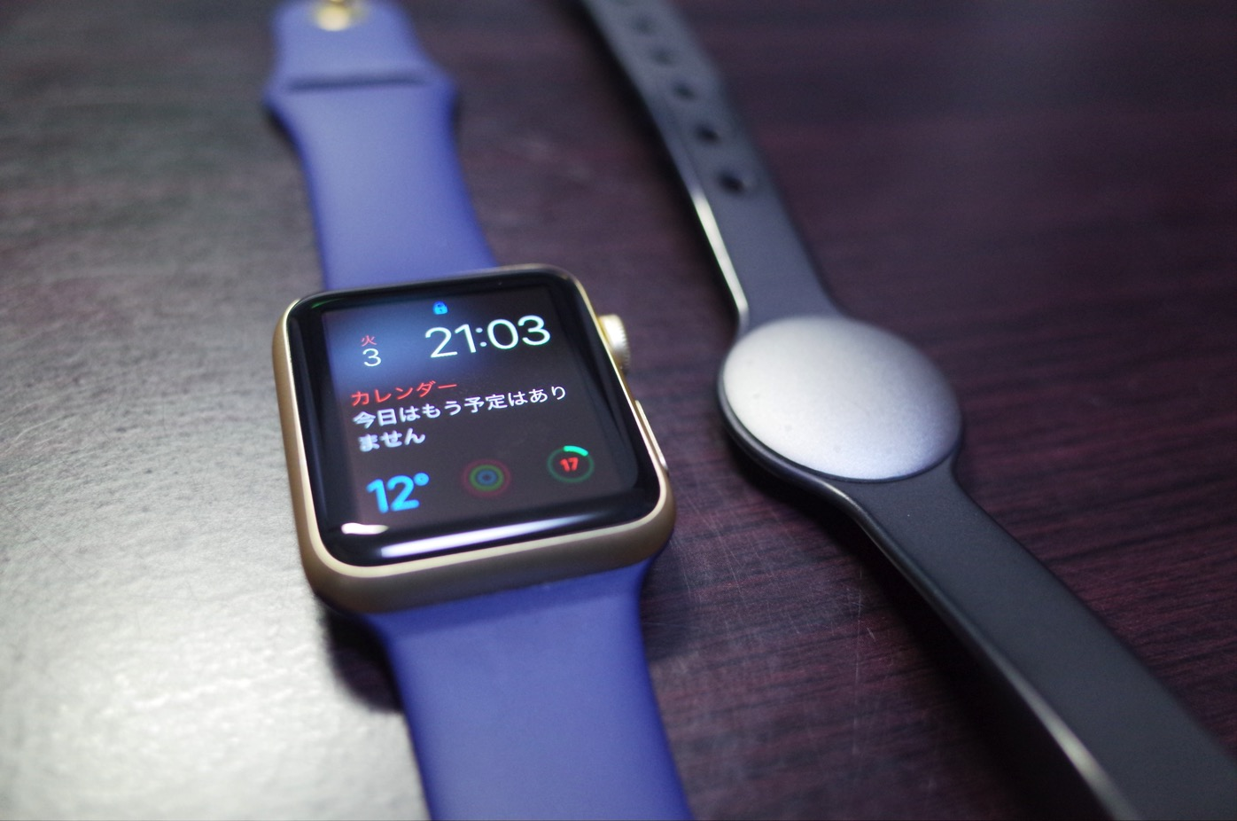 [Apple]「Apple Watch」があるのに「Misfit Shine アクティビティモニター」を装着し続ける理由