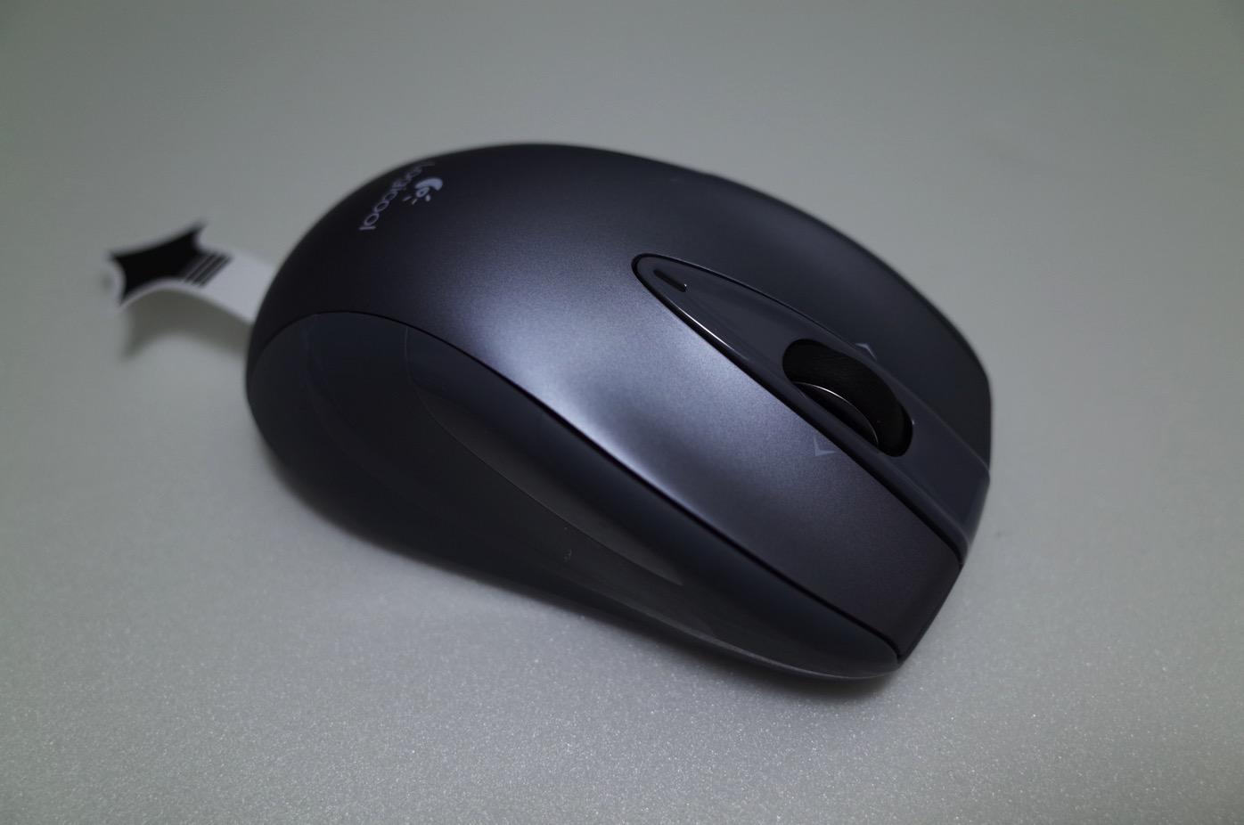 Logicool ロジクール ワイヤレスマウス シルバー M545SV-9