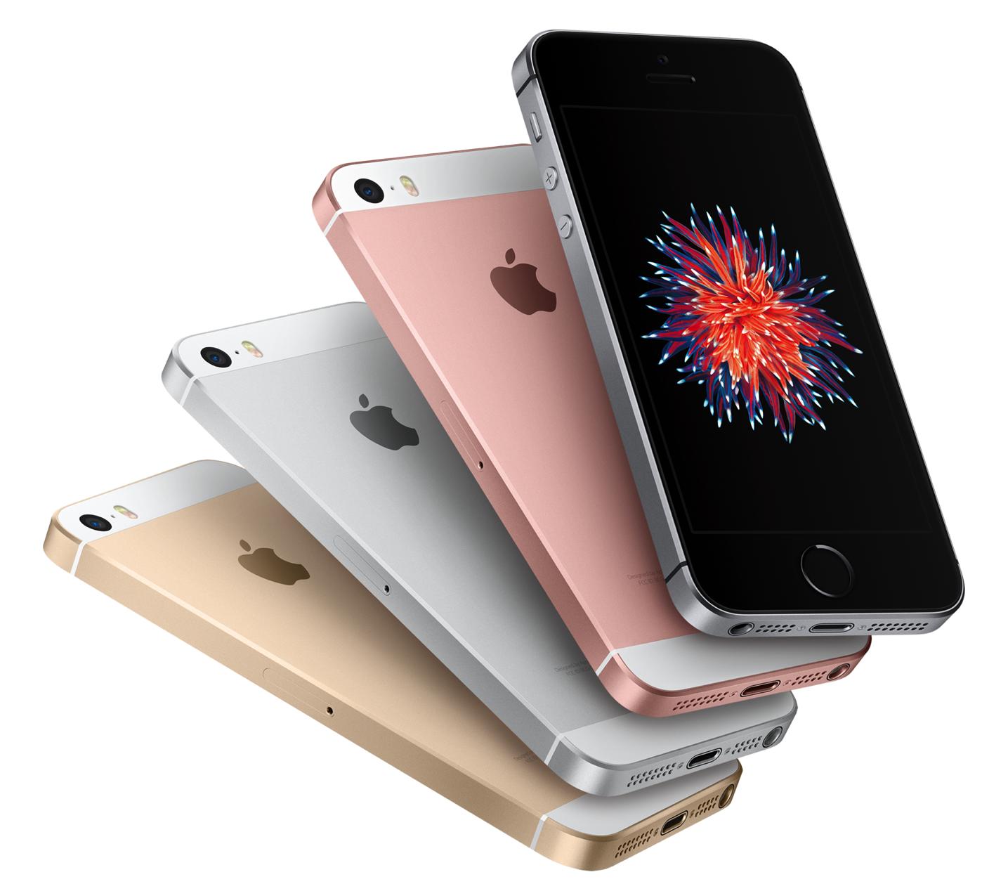 [iPhone][iPad]事前どおりの情報でサプライズはなかったけどiPad Pro 9.7インチとiPhone SEがでましたね