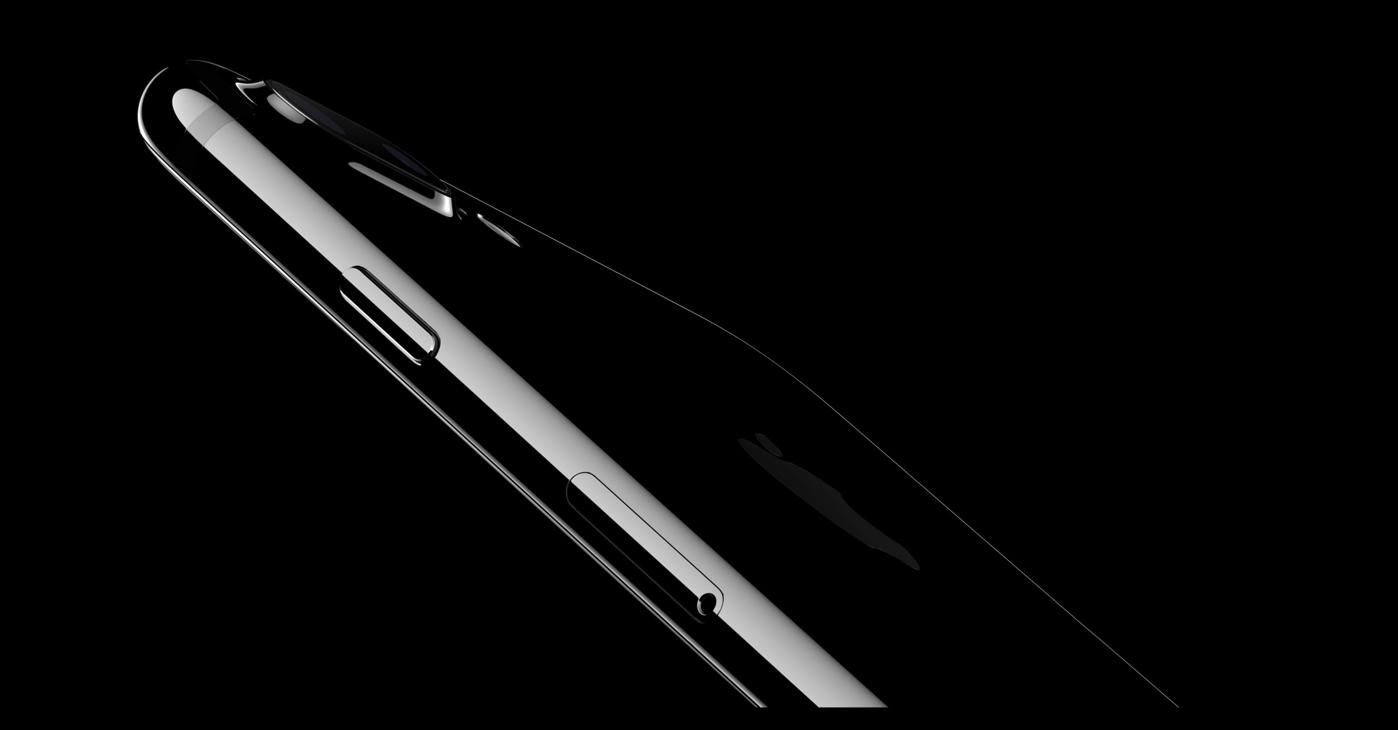 [iPhone]待ちに待った新型iPhone 7 ジェットブラック 256GB が出荷準備中になってます