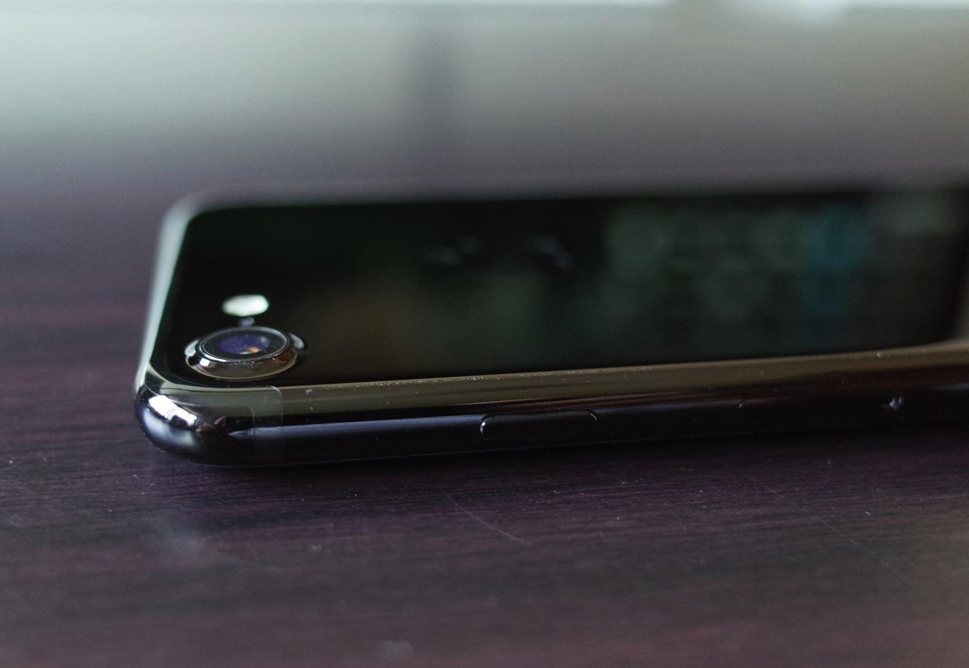 iPhone 7 ジェットブラック 256GB-15