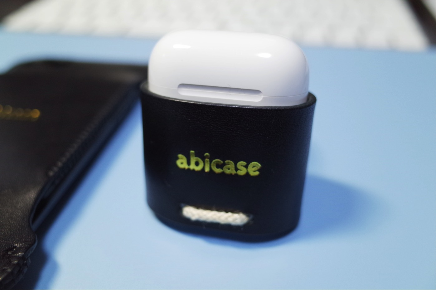 iPhone 7 ジェットブラック & abicase-3