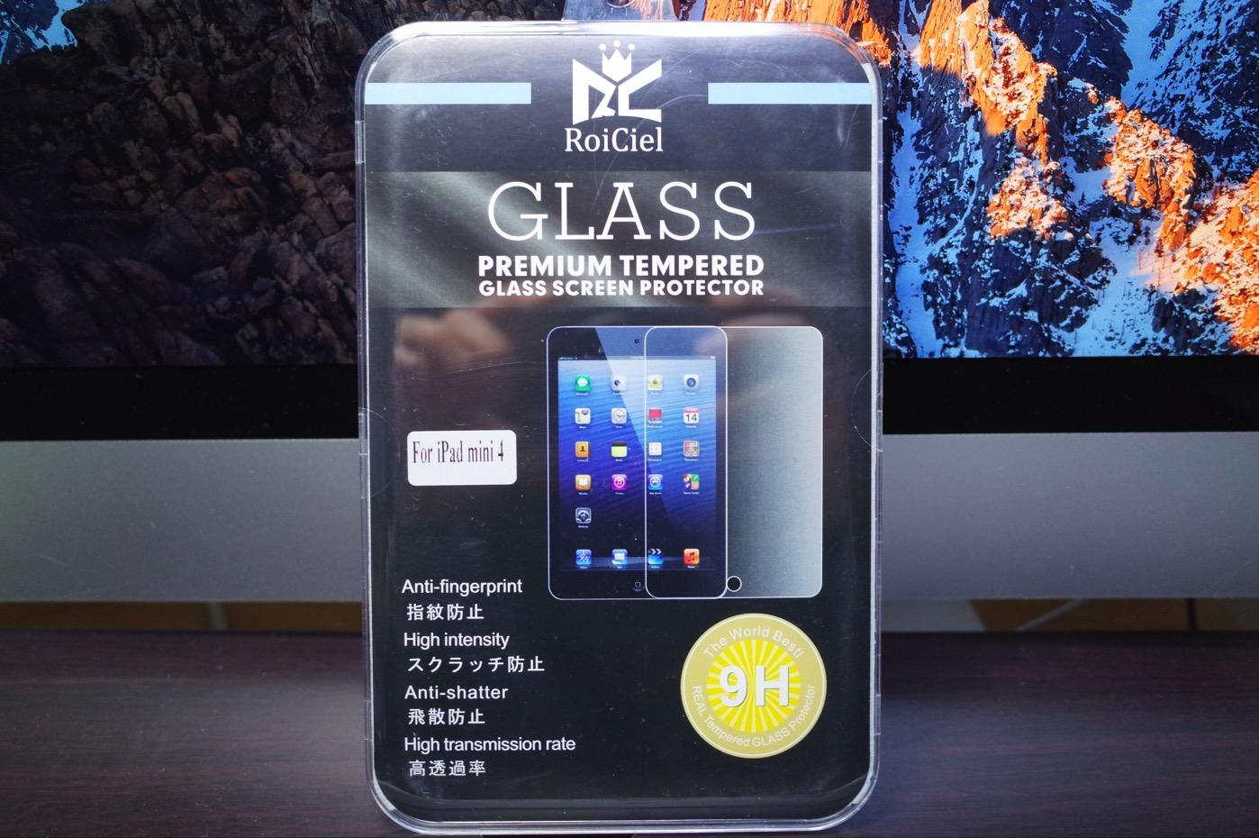 RoiCeil 液晶保護強化ガラスフィルム 硬度9H 超薄0.3mm 2.5D ラウンドエッジ加工-1