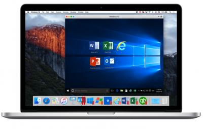 [Mac]購入したParallels DesktopをMacBook Pro 2016 TouchBarモデルにインストールしてみたよ