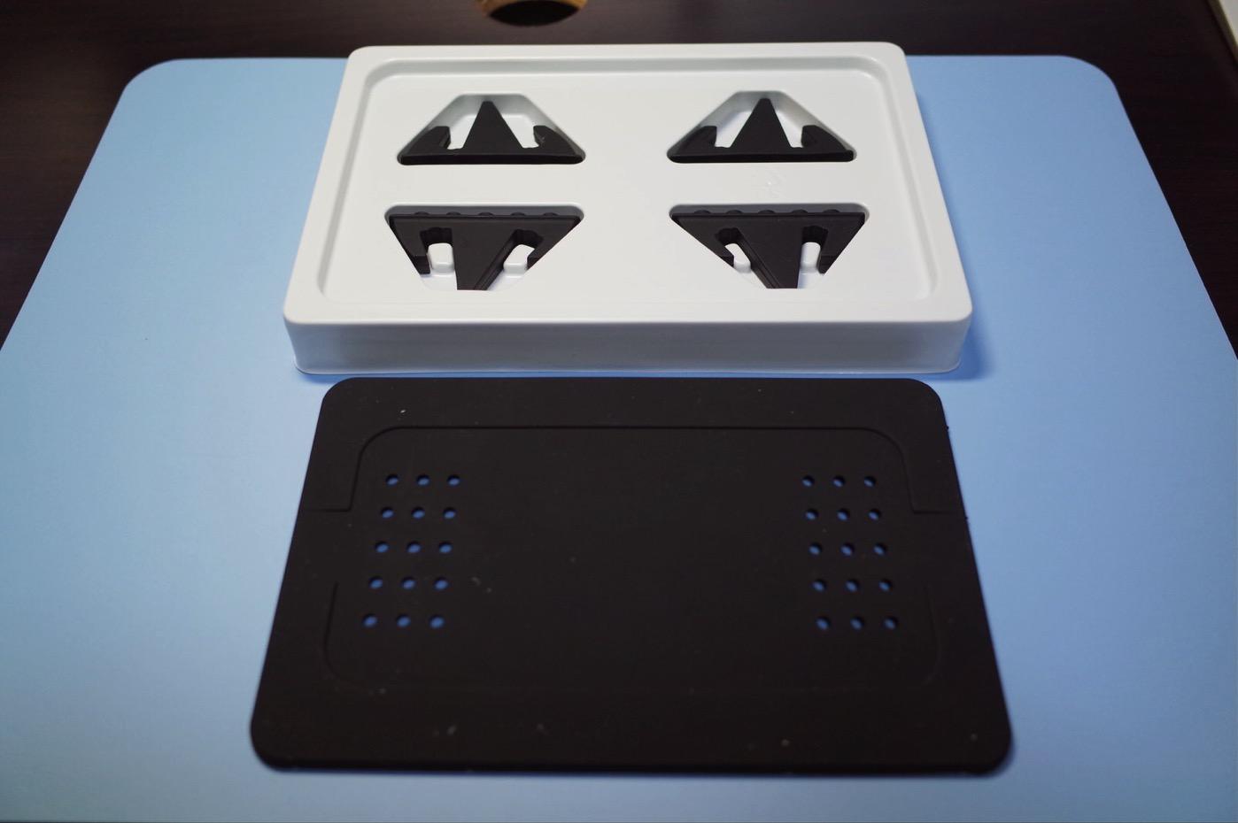 EReachシリコンスマートフォン・携帯車載GPSホルダー ダッシュボード iPhone&Android スタンド (黒)-4