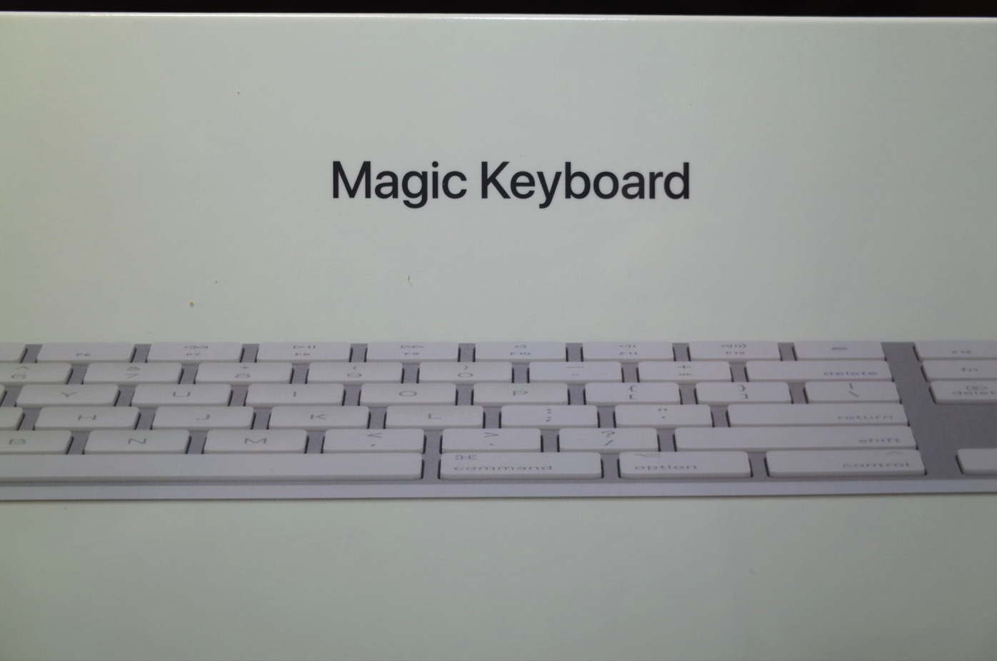 Magic Keyboard(テンキー付き)- 日本語(JIS)-2
