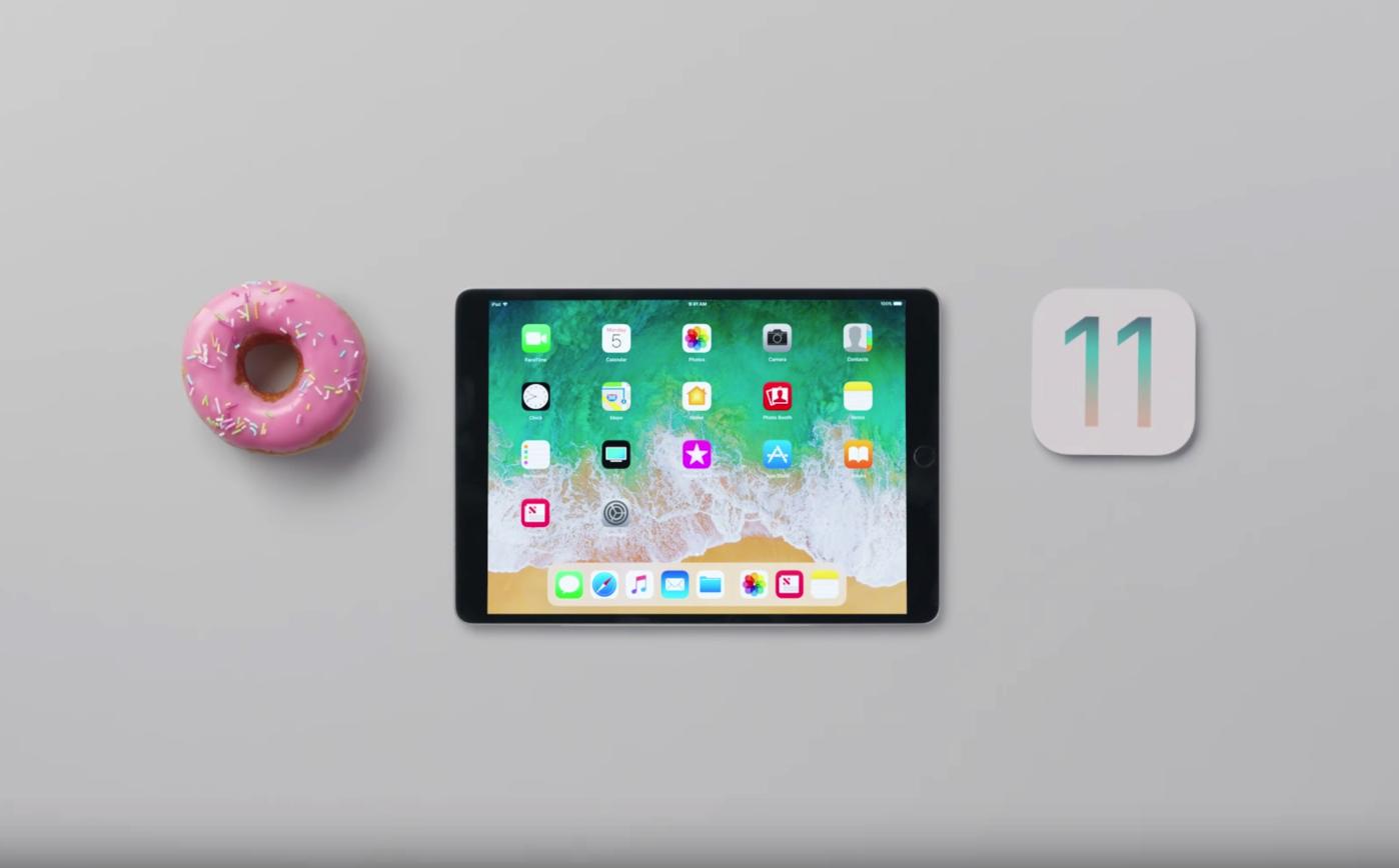 iPad iPad Pro iOS11