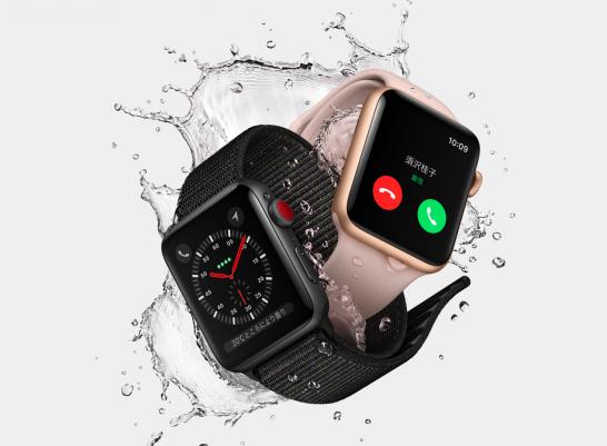 [Apple Watch]新型Apple Watch シリーズ3を購入するか否か悩んでみたよ