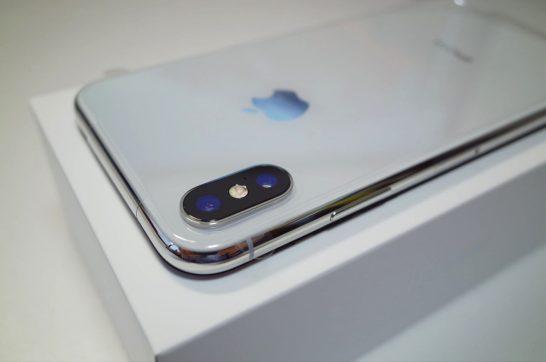 [iPhone]とうとうやってきた!未来を語り光輝くシルバー「iPhone X」のファーストインプレッション