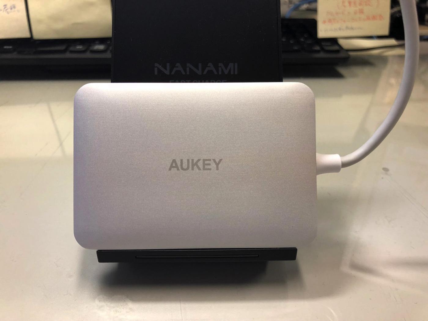 AUKEY USB C ハブ 7 in 1 マルチハブ-4