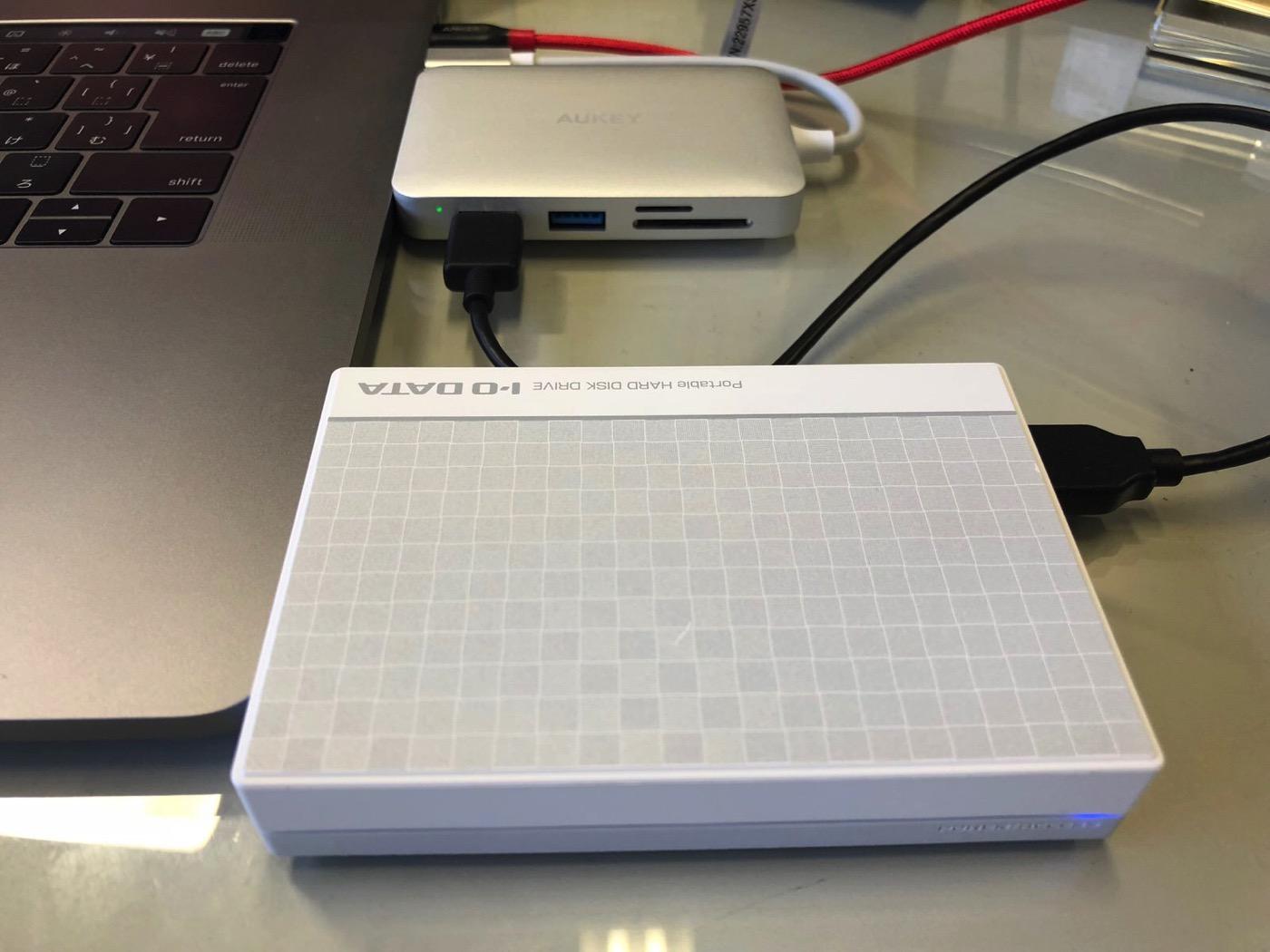 AUKEY USB C ハブ 7 in 1 マルチハブ-14