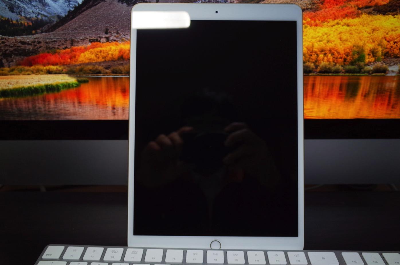 Nimaso iPad Pro 10.5 専用 フィルム 【 日本製素材旭硝子製 】 強化ガラス-9