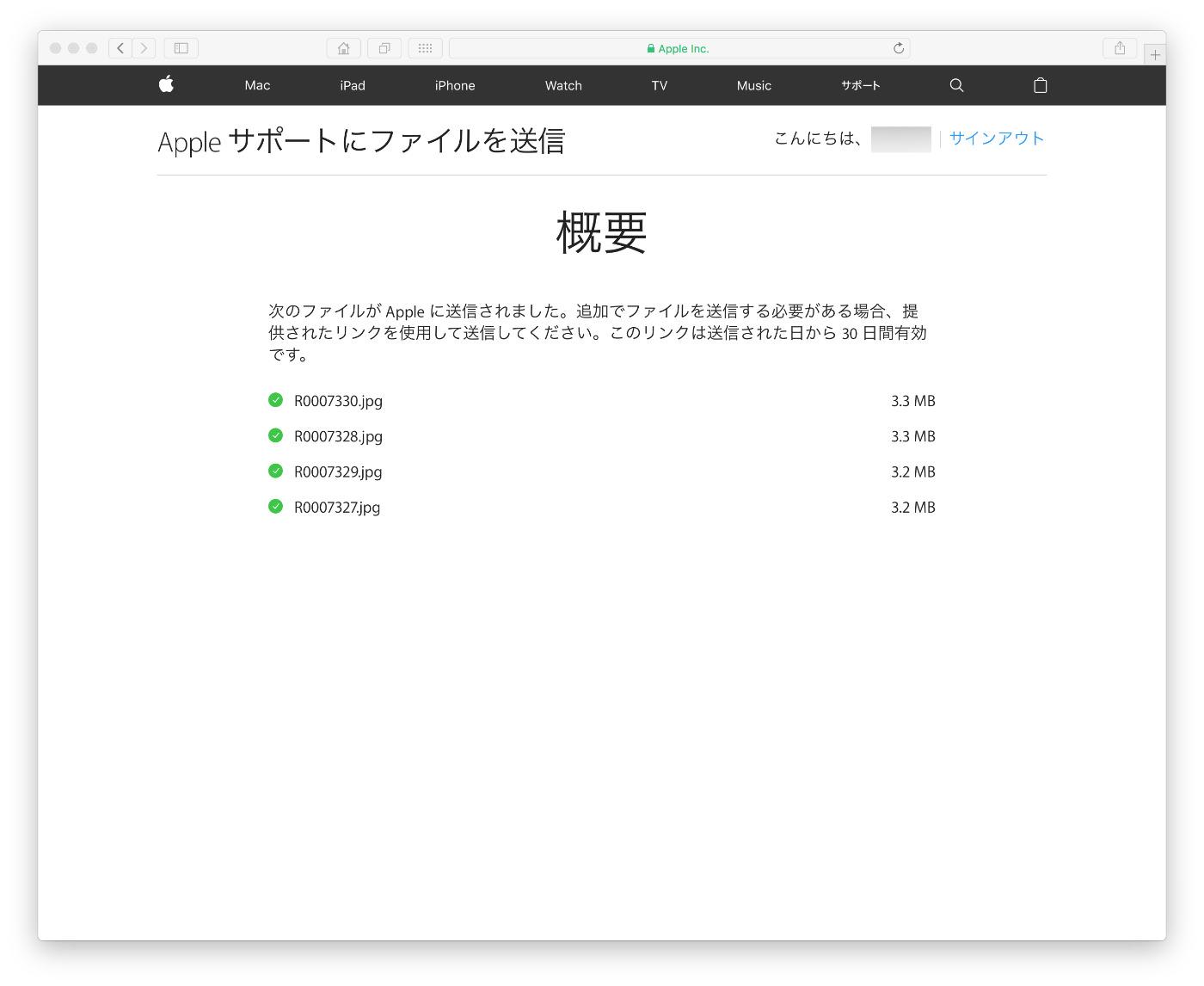 Appleサポート-6