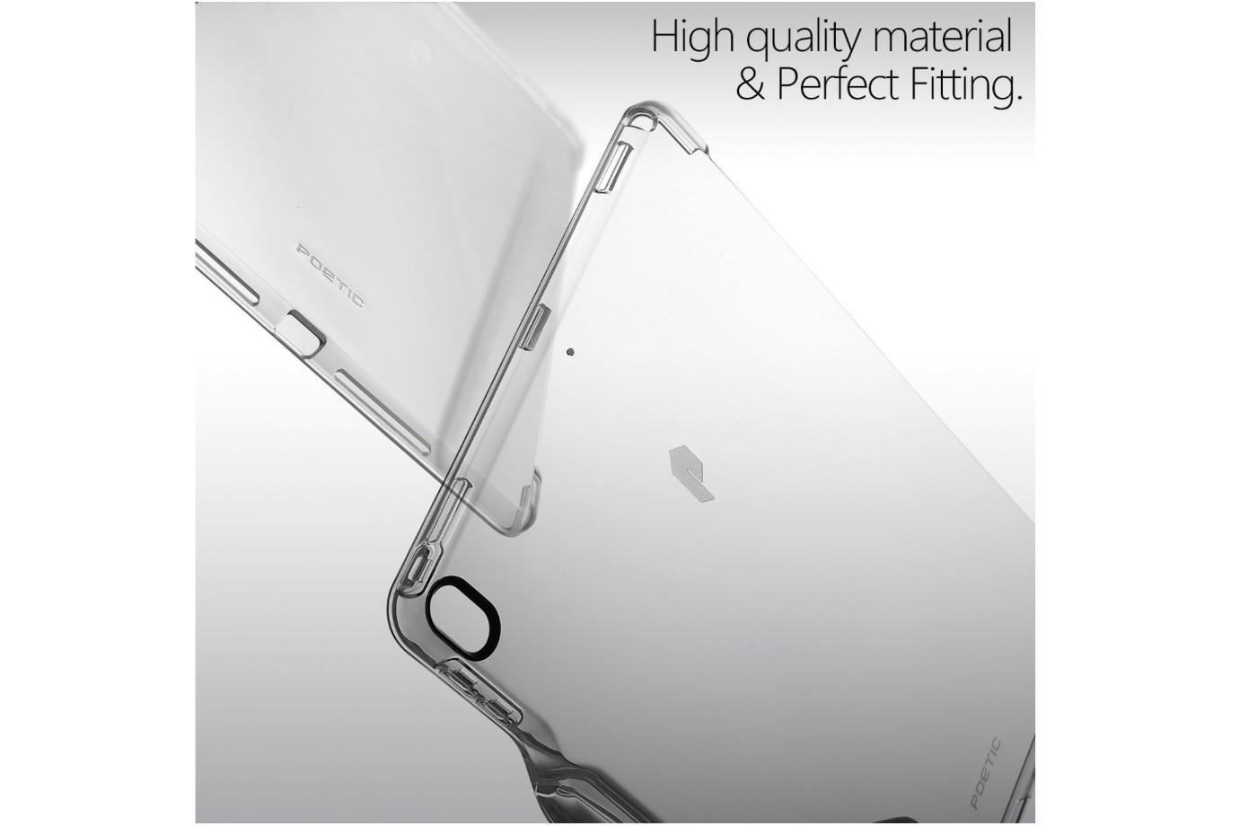 Apple Pencil」収納スロット&「Smart Keyboard」対応iPad Pro 10.5 ケース Poetic-6