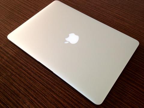 いよいよMacBook Airが私のものに!