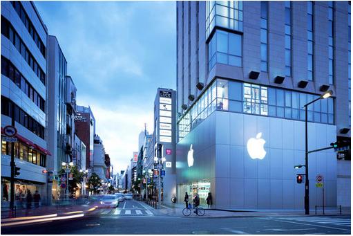 """初めての""""Apple Store Fukuoka Tenjin""""へ行ってみて感動した件"""