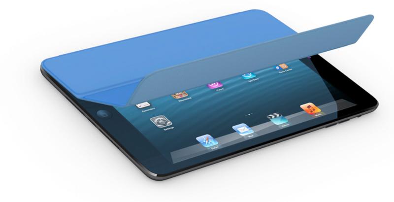 iPad miniのスマートカバーが届いてびっくりした件