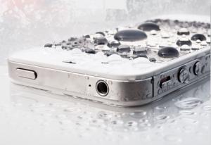 [iPhone][防水]iPhone完全防水加工!外観を損なわないナノコーティング!ってほんと?