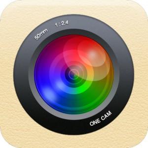 [iPhone][アプリ][カメラ]食事時の撮影にはやはりシャッター音が気になるのでこのアプリ!